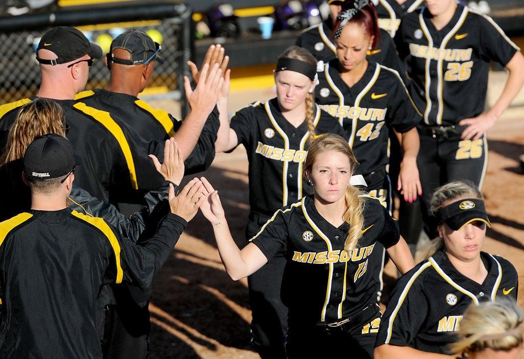 Missouri softball team ends season with second straight Super Regional loss