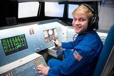 Rock Bridge student lives like an astronaut for a week