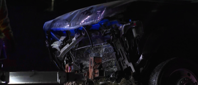 3 injured after car travels wrong direction on Interstate 70