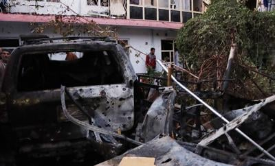 US military admits it killed 10 civilians and targeted wrong vehicle in Kabul airstrike