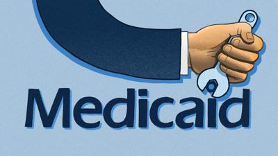 Pandemic pushes Medicaid enrollment to record high