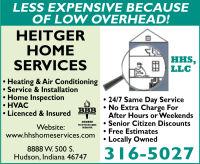 Heitger Home Service