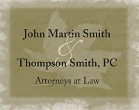 Smith John Martin & Smith Thompson Pc