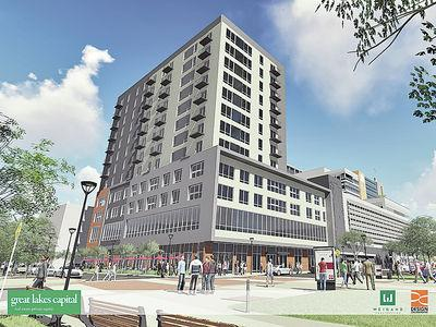 Skyline Tower to be built in downtown Fort Wayne