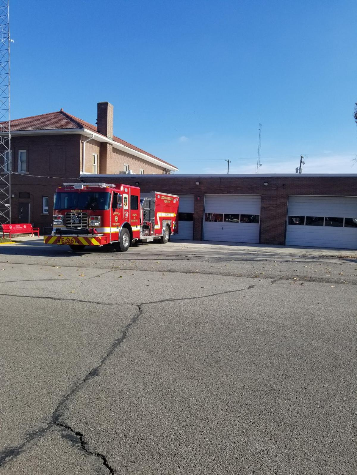 Ligonier plans new fire station