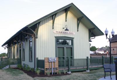 Depot proves popular with passengers, visitors