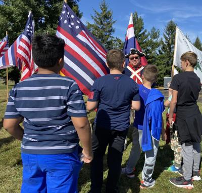 Flag education