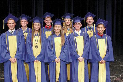 East Noble seniors receive scholarships, awards