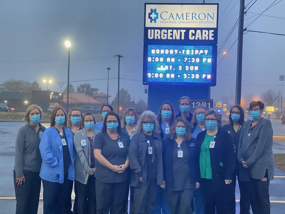 urgent care team