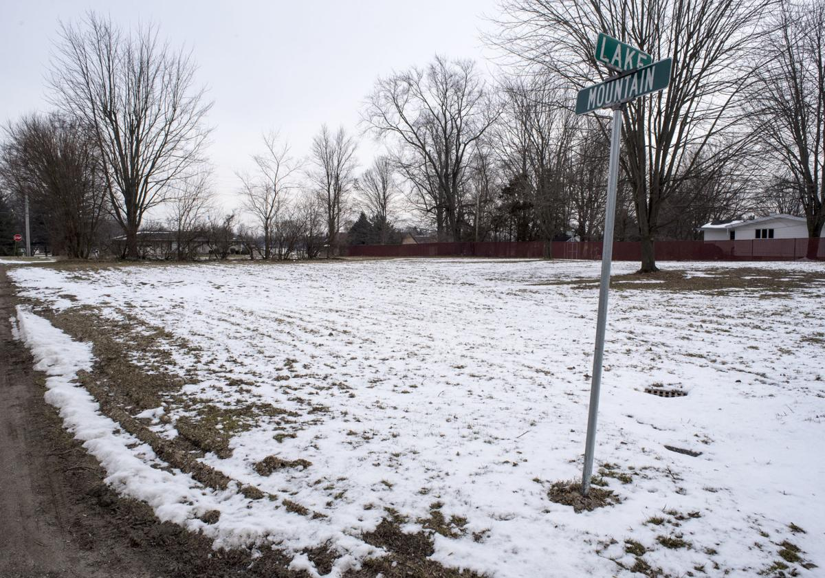 Lot to become a new town park