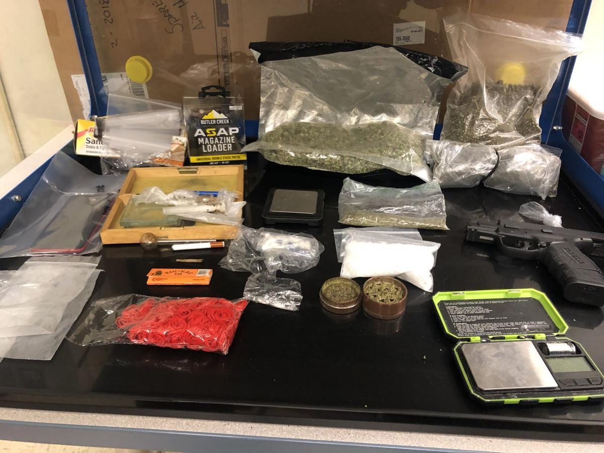 Jeromy Hurd drug raid