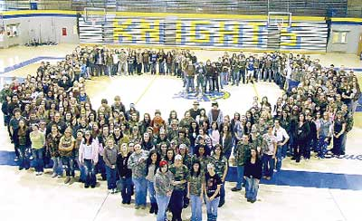 East Noble responds to student's death