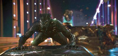 'Black Panther' takes Marvel universe to new heights