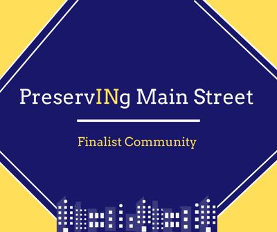 PreservINg Main Street