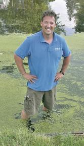 Cree Lake resident starts aquatic weed business