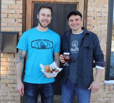 Josh Metcalf and Ryan Smith