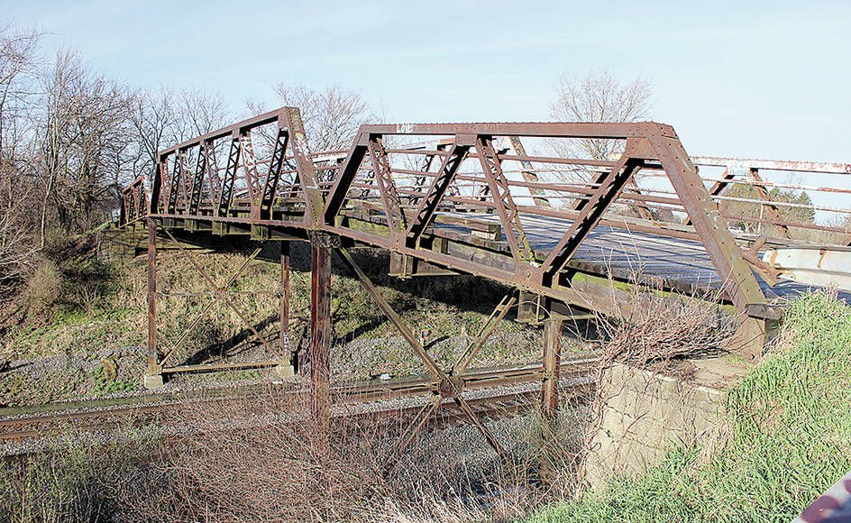 It's the end of the road for 111-year-old county bridge
