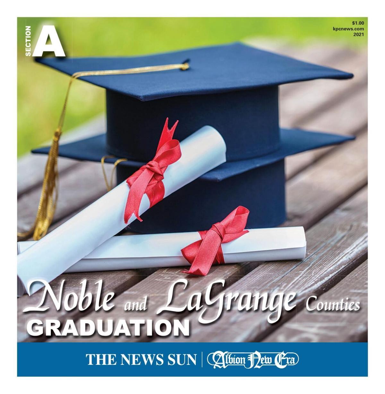 Noble/LaGrange Graduation 2021