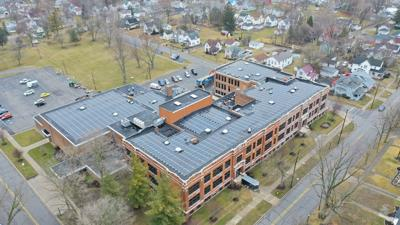 CLC to use solar to power building
