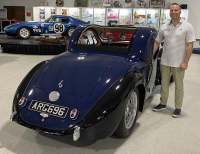 John Kruse of Worldwide Auctioneers