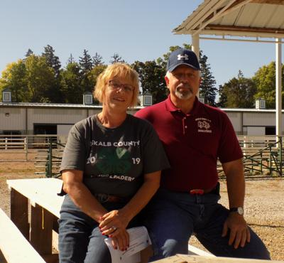 Mark and Linda Carunchia
