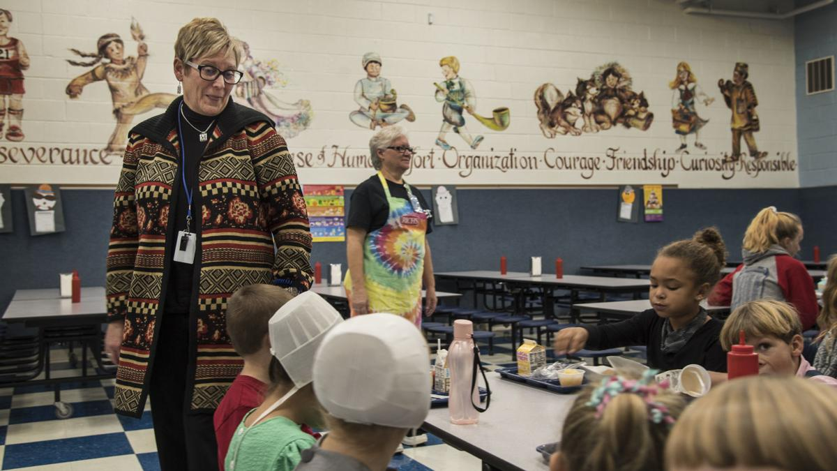 Topeka Elementary principal has deep roots to community and school