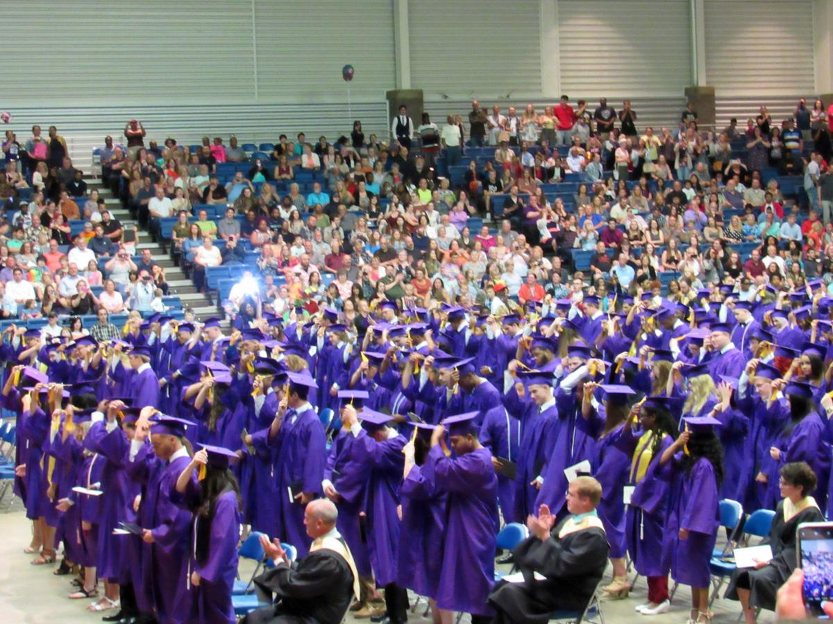 New Haven graduation