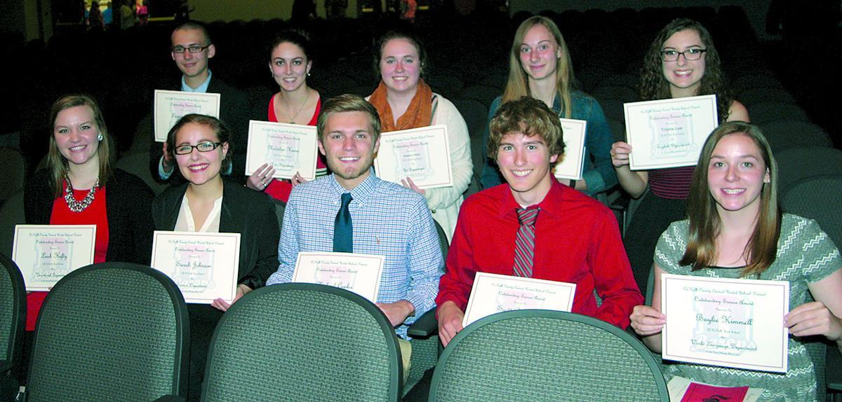Outstanding Senior Awards