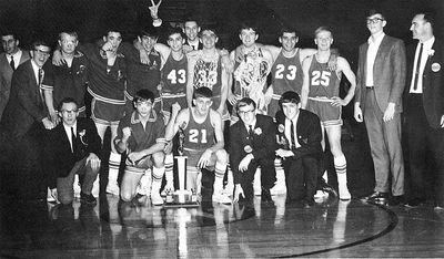 Remembering East Noble's first basketball team