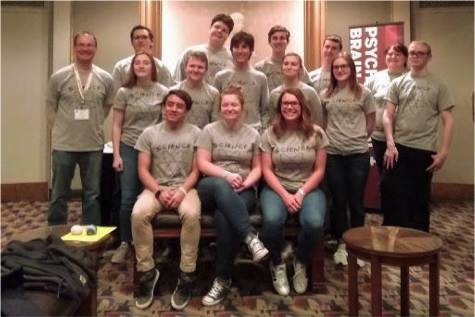 East Noble Science Olympiad 13th at state