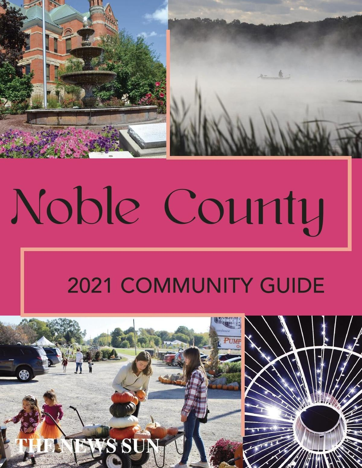 Noble County Community Guide 2021