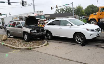 Medical issue suspected in crash