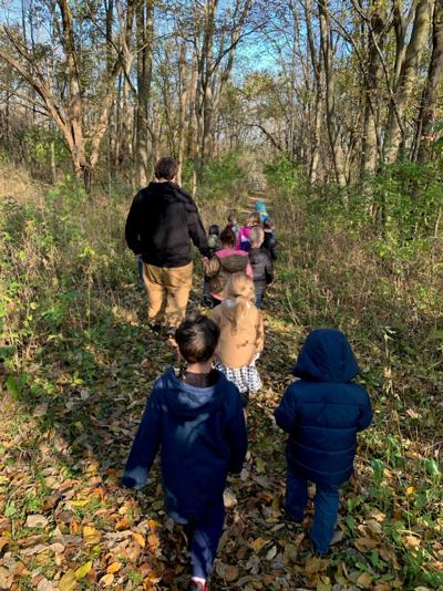 Apple Tree Center forest school