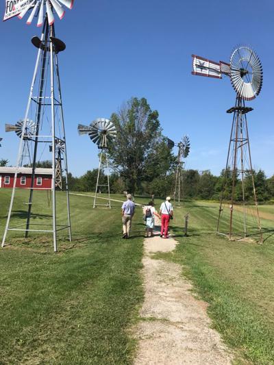 windmill museum stroll