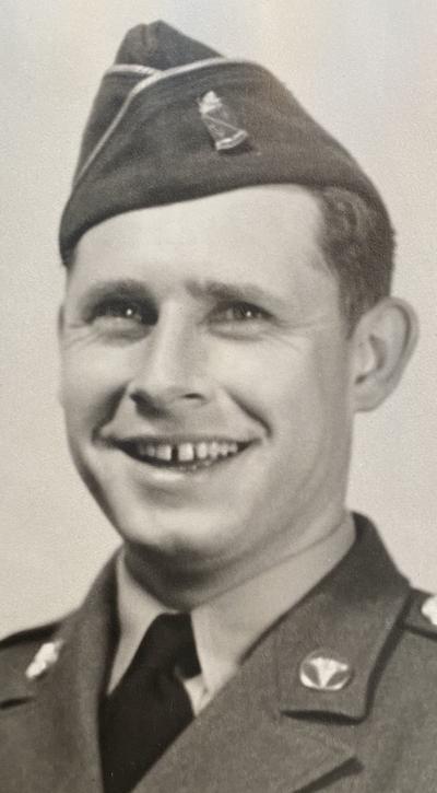 U.S. Army Lt. Cleon Wells of Angola, World War II