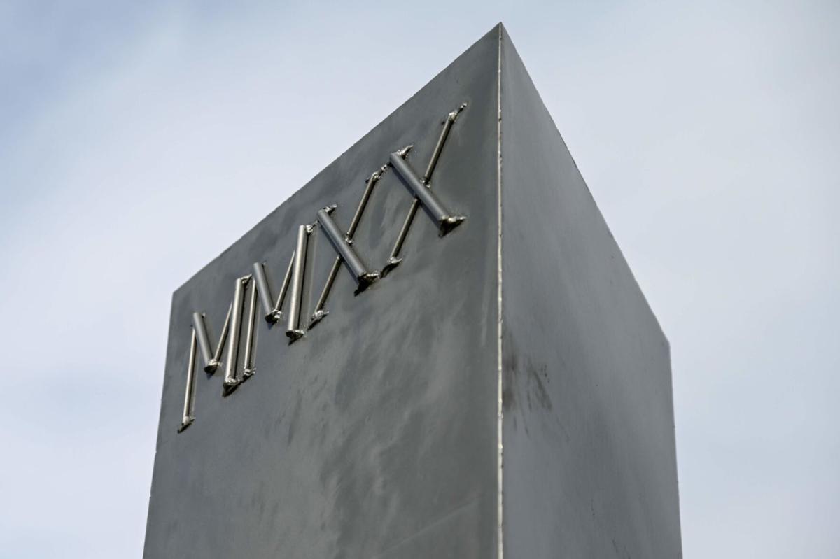 Monolith inscription