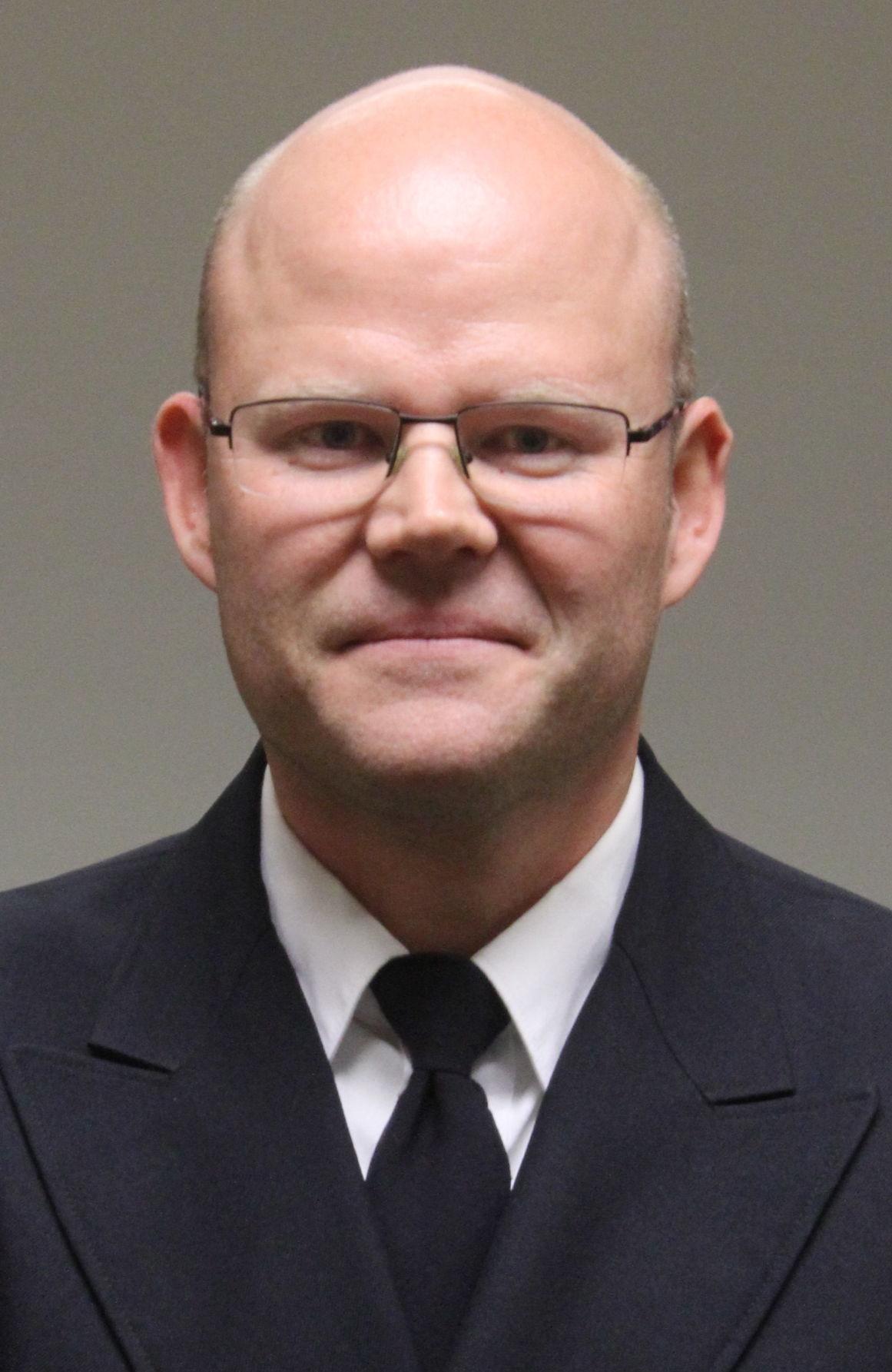 Jeremy McKinley headshot