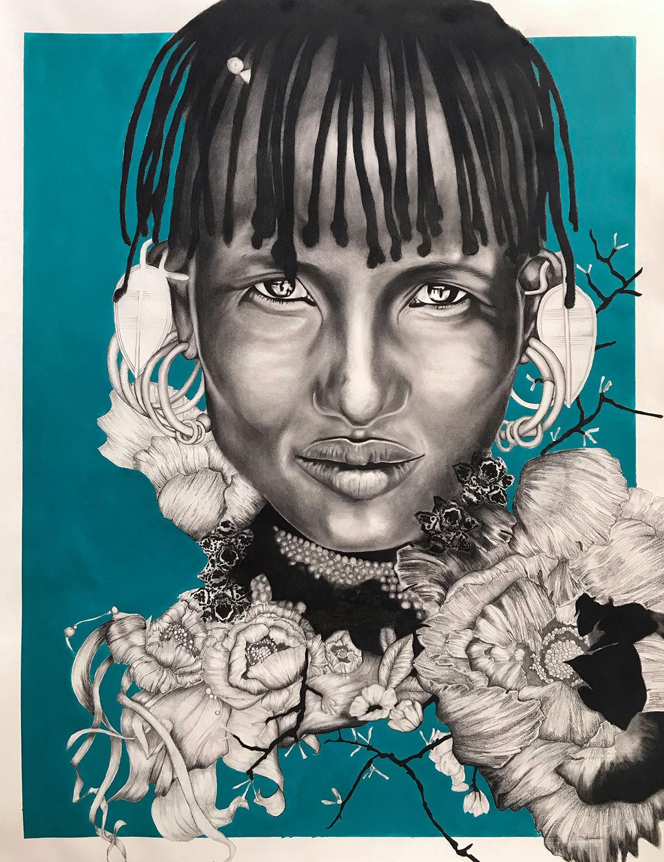 Mustapha artwork