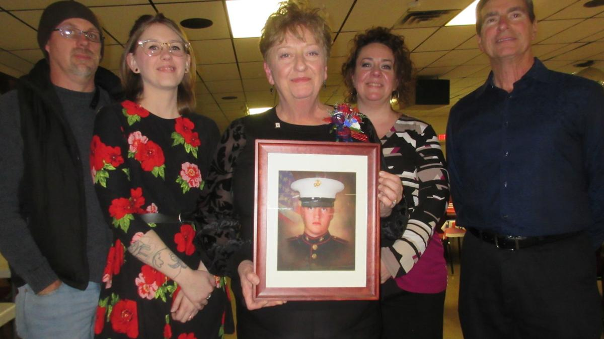 Angola Legion named after fallen Marine