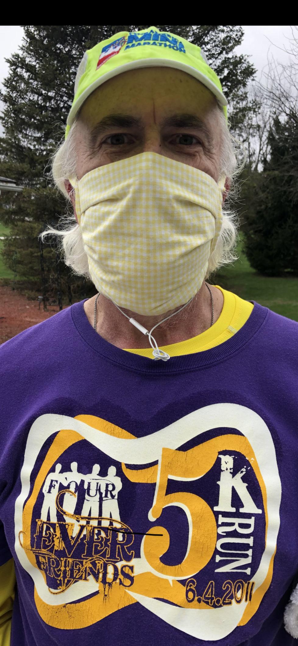 Dr. Gaff mask