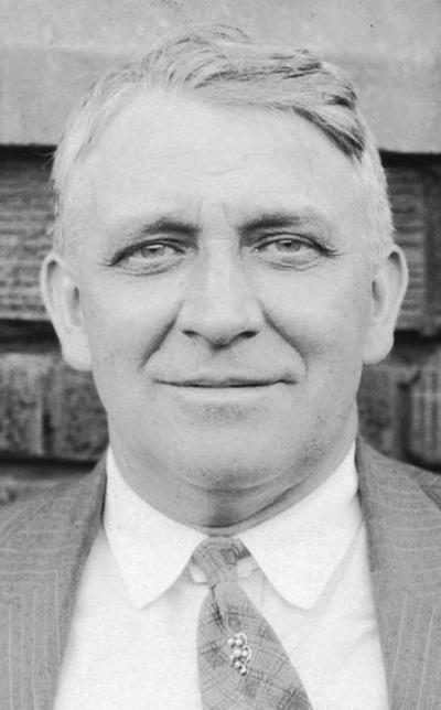 Fred Duesenberg in 1925