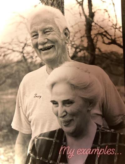 Serena Hoffman's parents