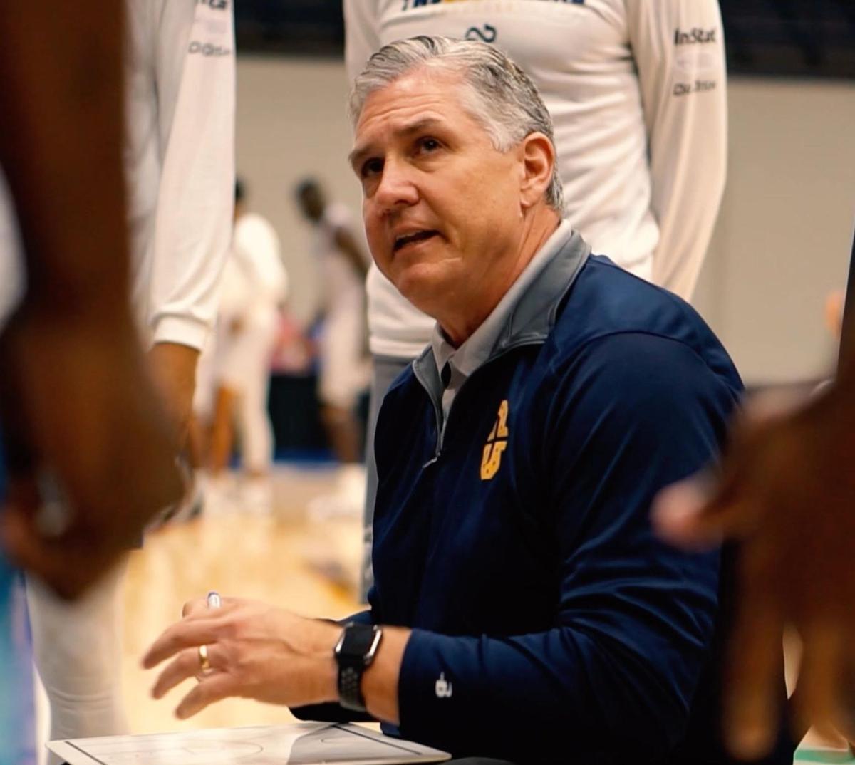 Owensboro coach Mark Anderson