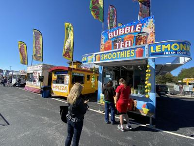Taste of the Fair attracts food fans
