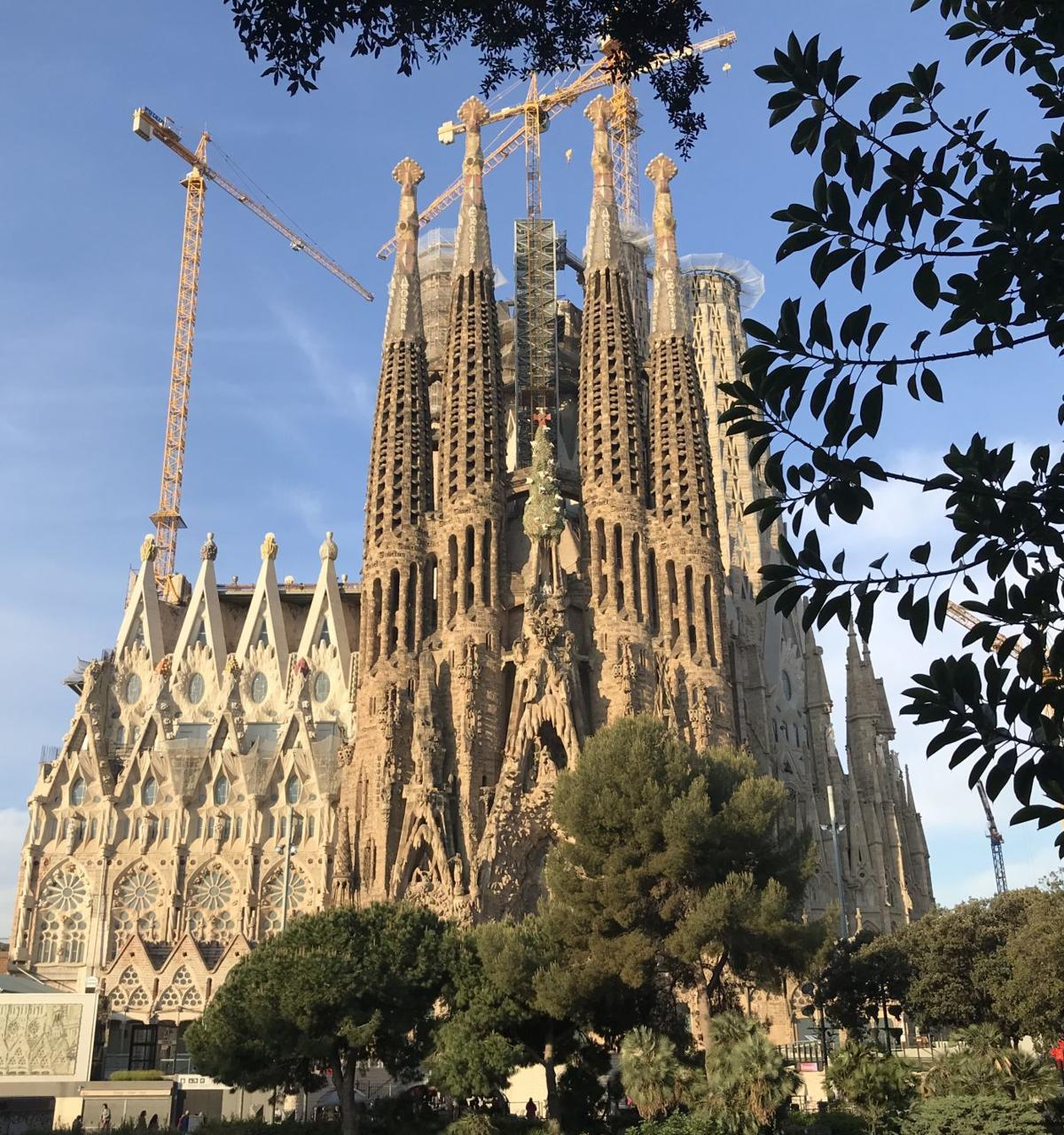 Sagrada masterpiece