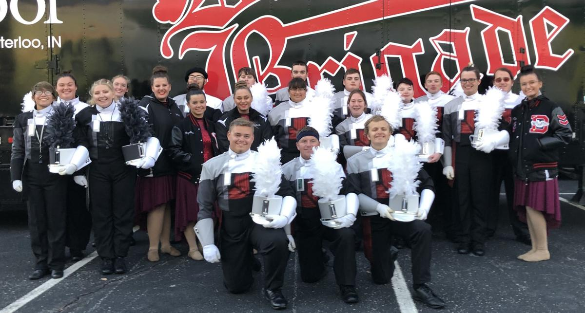 DeKalb Baron Brigade senior members