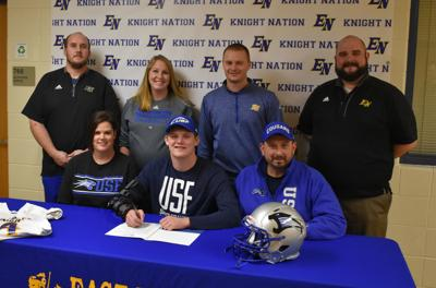 Pattee signs with Saint Francis