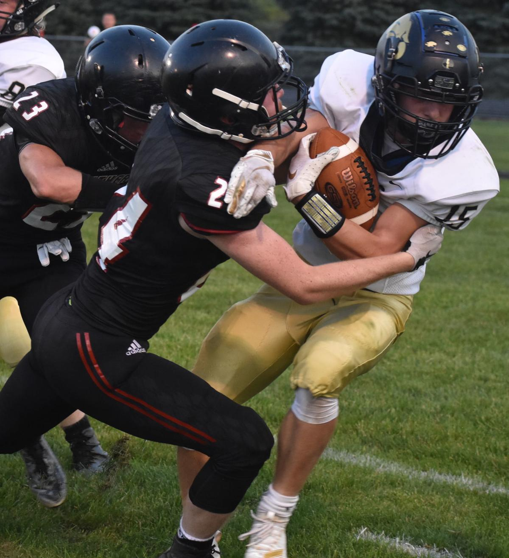 Prairie Heights tackle
