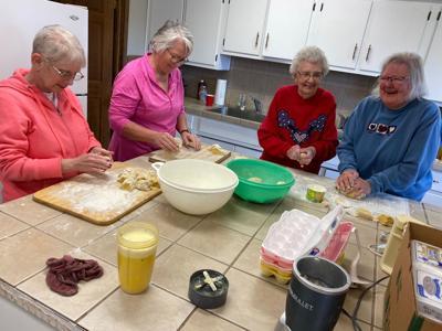 Jackson Township noodle makers