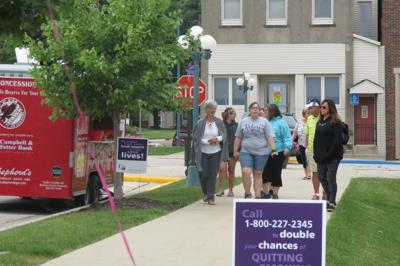 Noble County hosts Relay for Life event